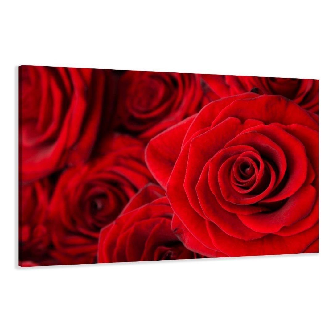 schilderij rozen