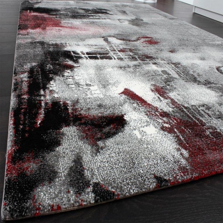 Vintage tapijt rood moderne tapijten alles voor uw huis inrichting - Moderne tapijten ...